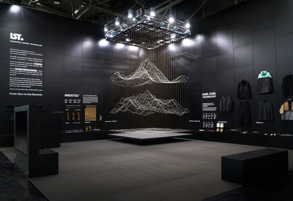 "ISPO""From Yarn to the Summit."""