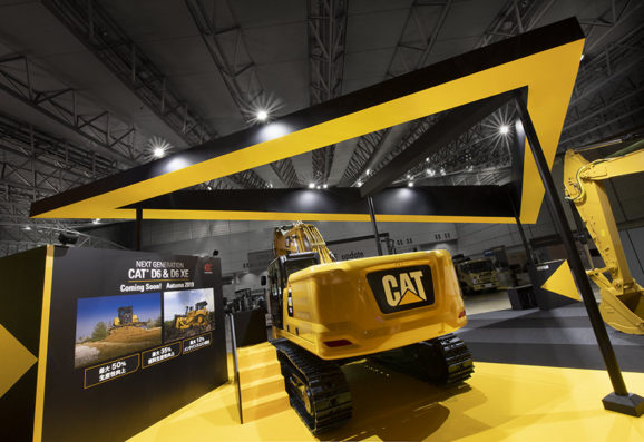 CSPI-EXPO CATERPILLAR