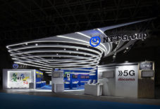 CEATEC 2019 /NTT Group booth