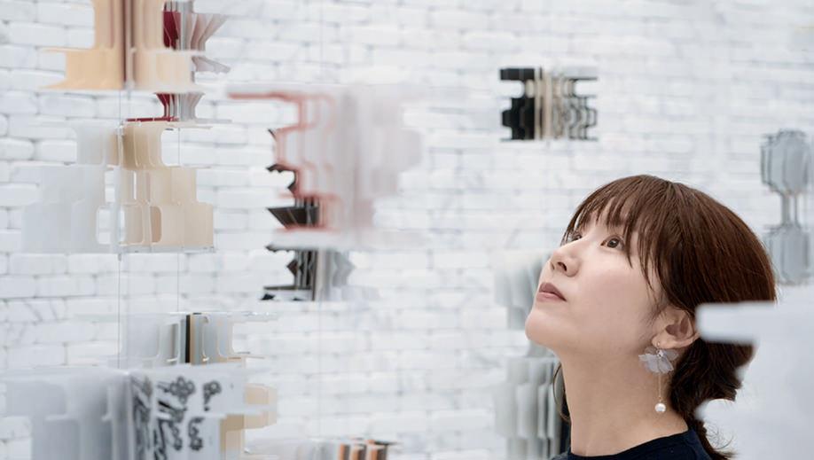 Shiseido Ginza Building RE-TREE