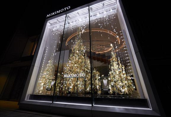 MIKIMOTO GINZA TREE 2019