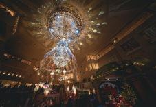 阪急うめだ本店 ドラマティッククリスマスマーケット Joyful waltz