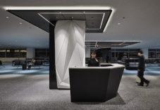 東京国際空港(羽田)第2旅客ターミナルビル 国際線ゲートエリア