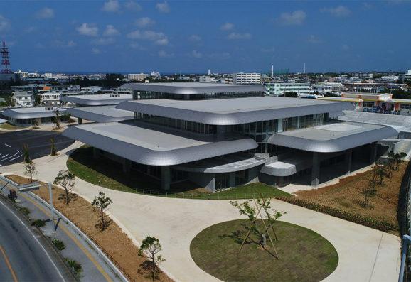 Miyakojima City Future Creation Center