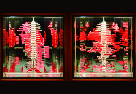 "Tokyo Ginza Shiseido Building ""Beautiful harmony"""