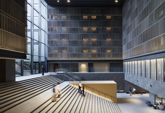 THE THOUSAND KYOTO STAIRLOBBY