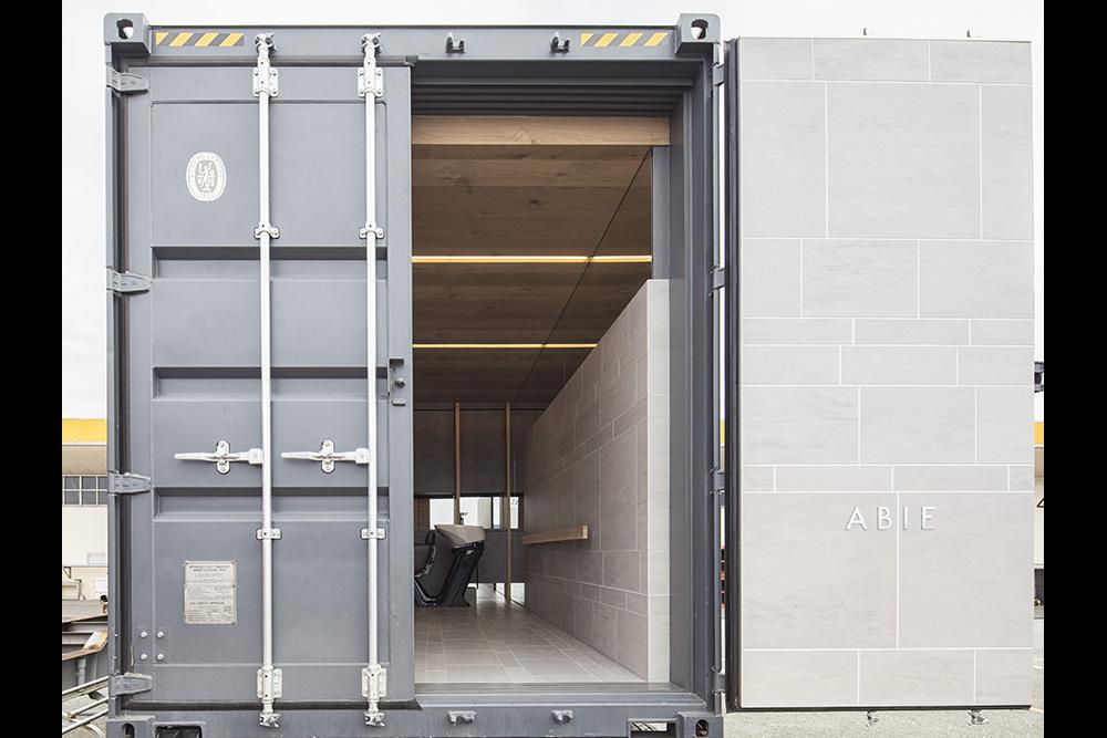 ABIE Container+