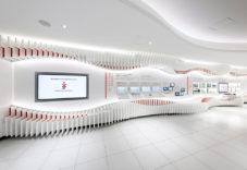 朝日インテック グローバルヘッドクォーター and R&Dセンター イノベーションゲート